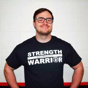 strength warrior rocky mahoney