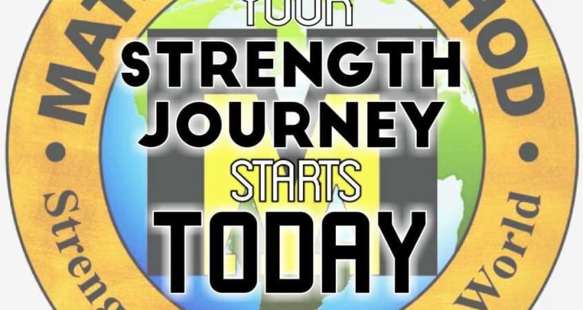 start your strength journey today
