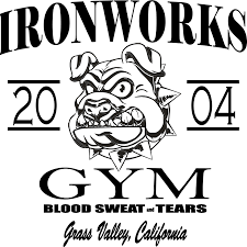 Ironworks gym blood sweat and tears