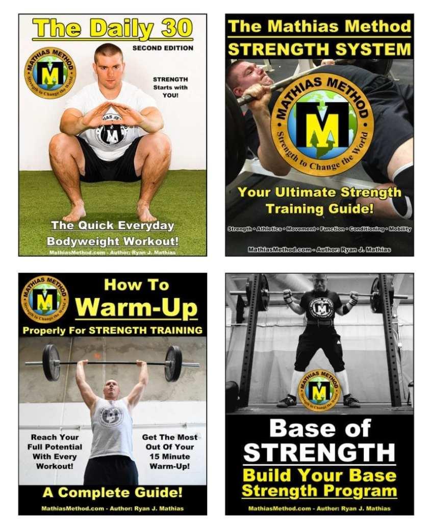 strength warrior workout books
