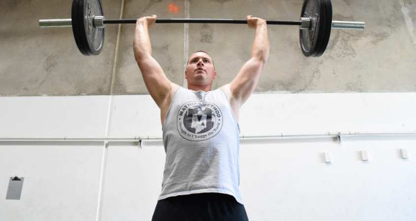 Warm-Up Exercises for Weight Training