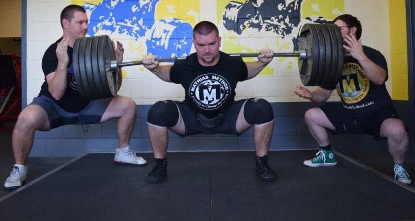 500 lb squat