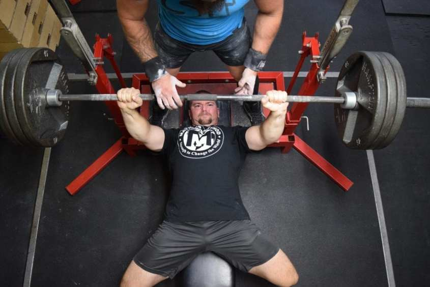 Upper Body Warm-Up Exercises for the Bench Press