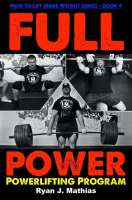 16-Week Full Power Powerlifting Program for Strength