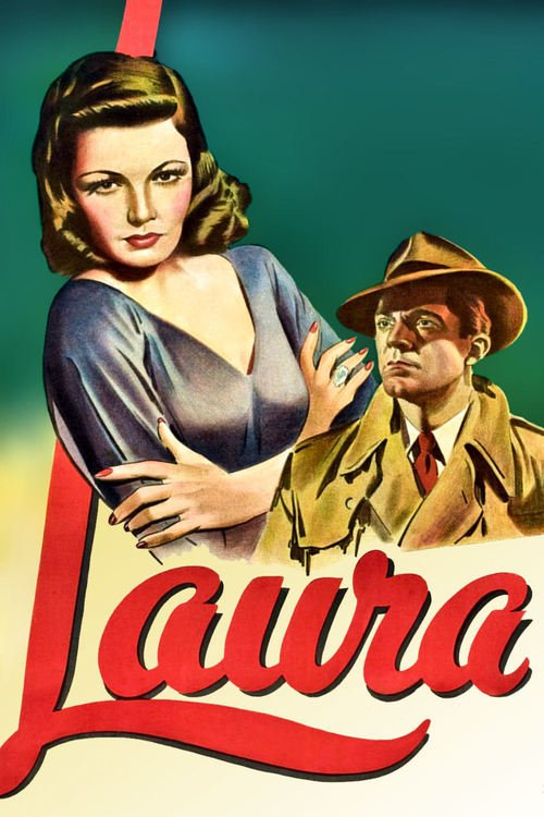 "Poster for the movie ""Laura"""