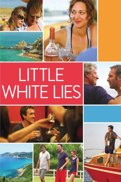 """Poster for the movie """"Little White Lies"""""""