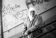 Algerian woman in passage de Lorette