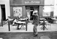 Bar des 13 coins homme chapeau