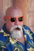cigar man in Palm springs