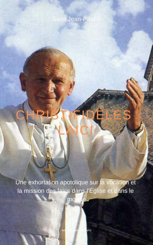 Télécharger Christifideles Laici