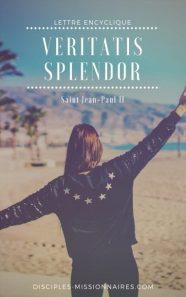 Veritatis Splendor est disponible en téléchargement sur ma boutique.