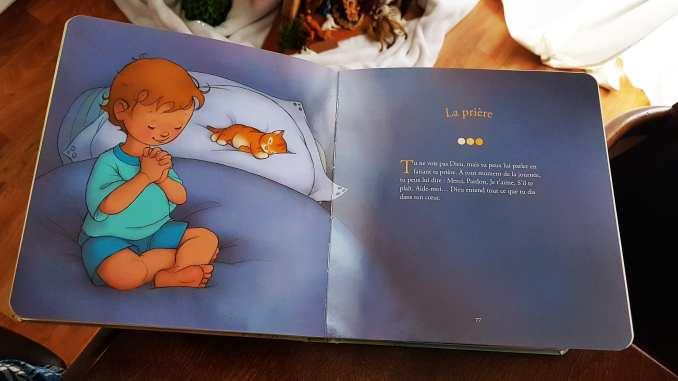 meilleur livre sur Dieu pour les enfants