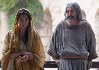 Priscille et Aquila dans l'excellent film de Andrew Hyatt. Source image: https://callingcouplestochrist.org/2018/03/26/priscilla-and-aquila-a-christ-centered-marriage/