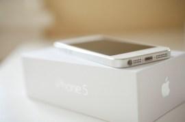 Un iPhone 5
