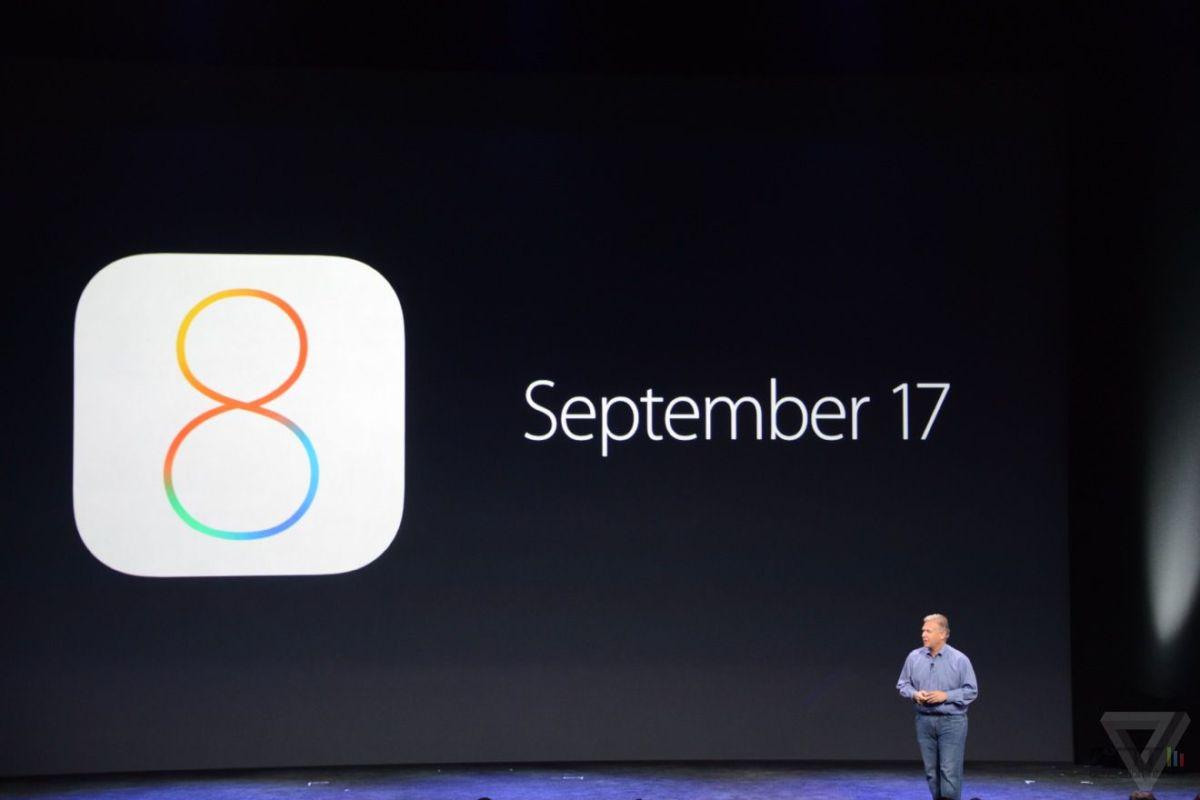 iOS 8 mathieuchabod.fr