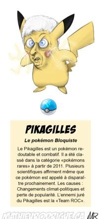 Pikagilles