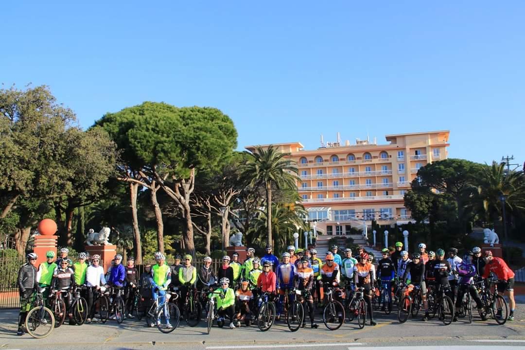 Stage encadrement cyclisme