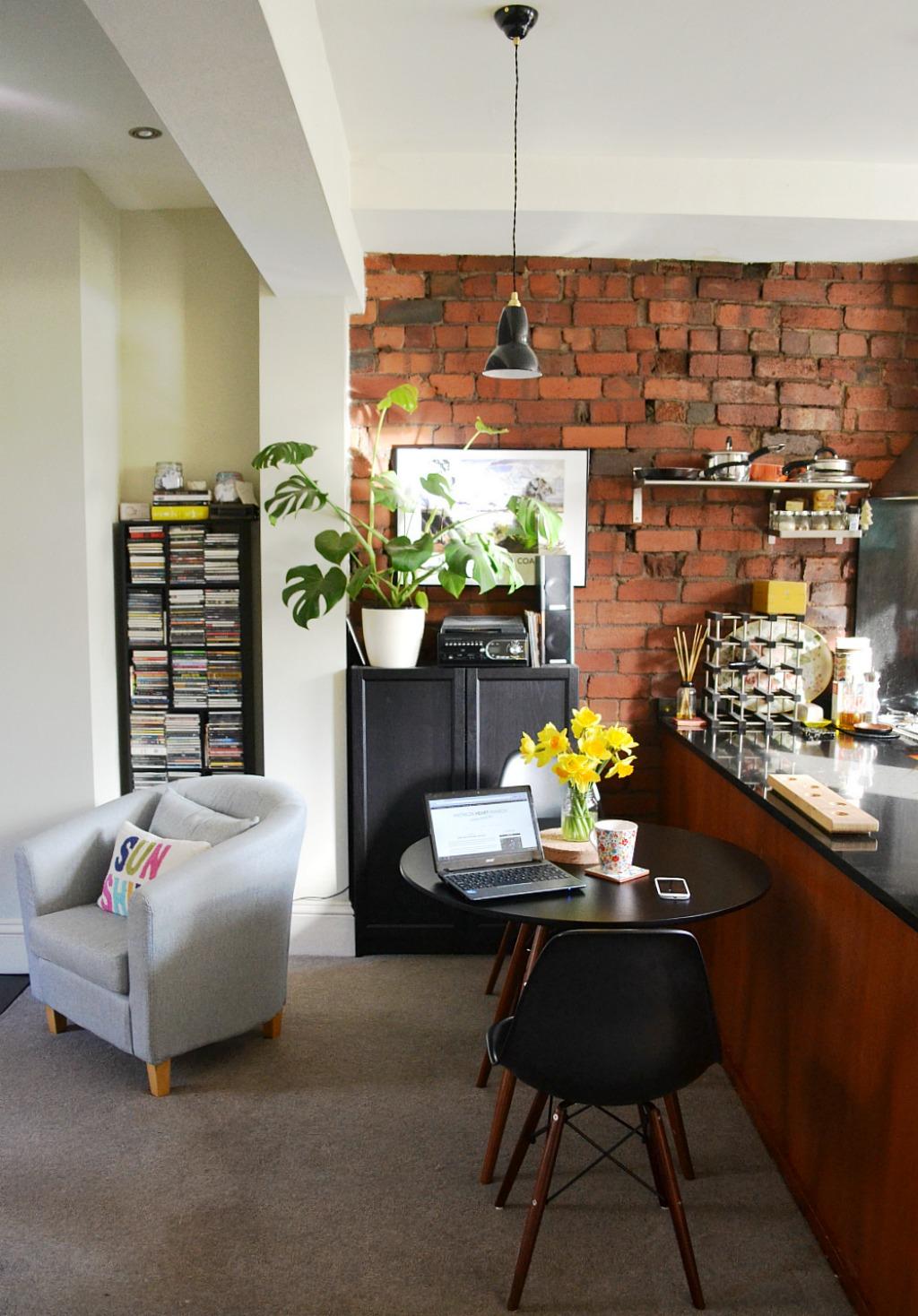 Home interior blogger