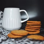 Walk + Eat: Ginger Biscuits