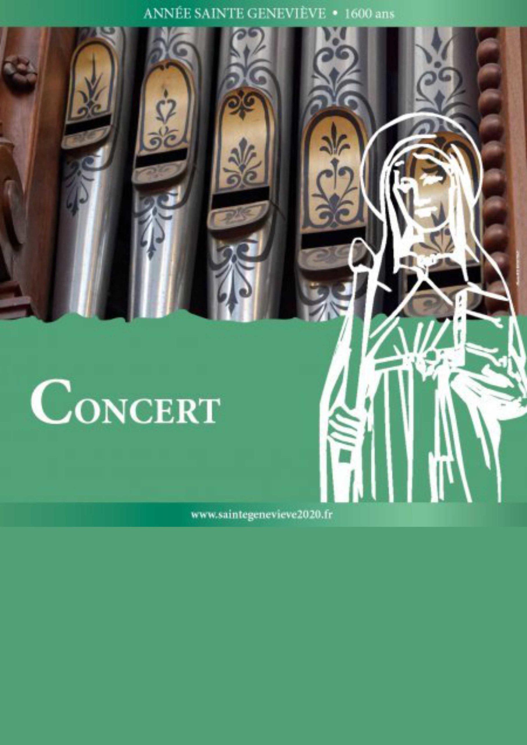 Oratorio Ste Geneviève Eric Lebrun - Église Saint Antoine des XV/XX