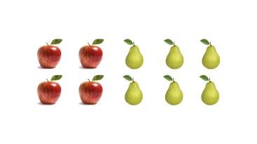 How Many Fruit? - Subitizing, Unitizing and Multiplicative Thinking Visual Prompt 01