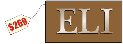 Eli - $269