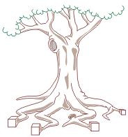 Cube Root Tree