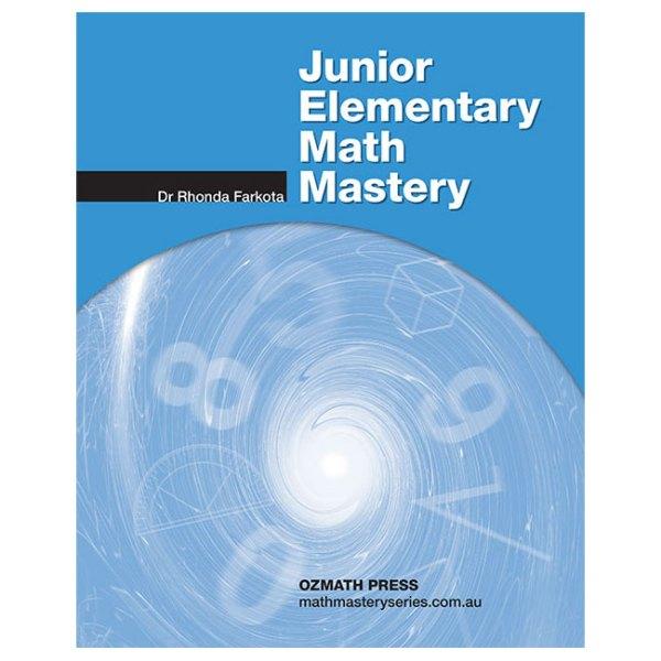 Junior Elementary Math Mastery Teacher Book Prelims