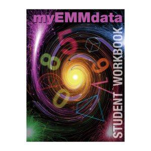my EMM data Student Workbook on square background