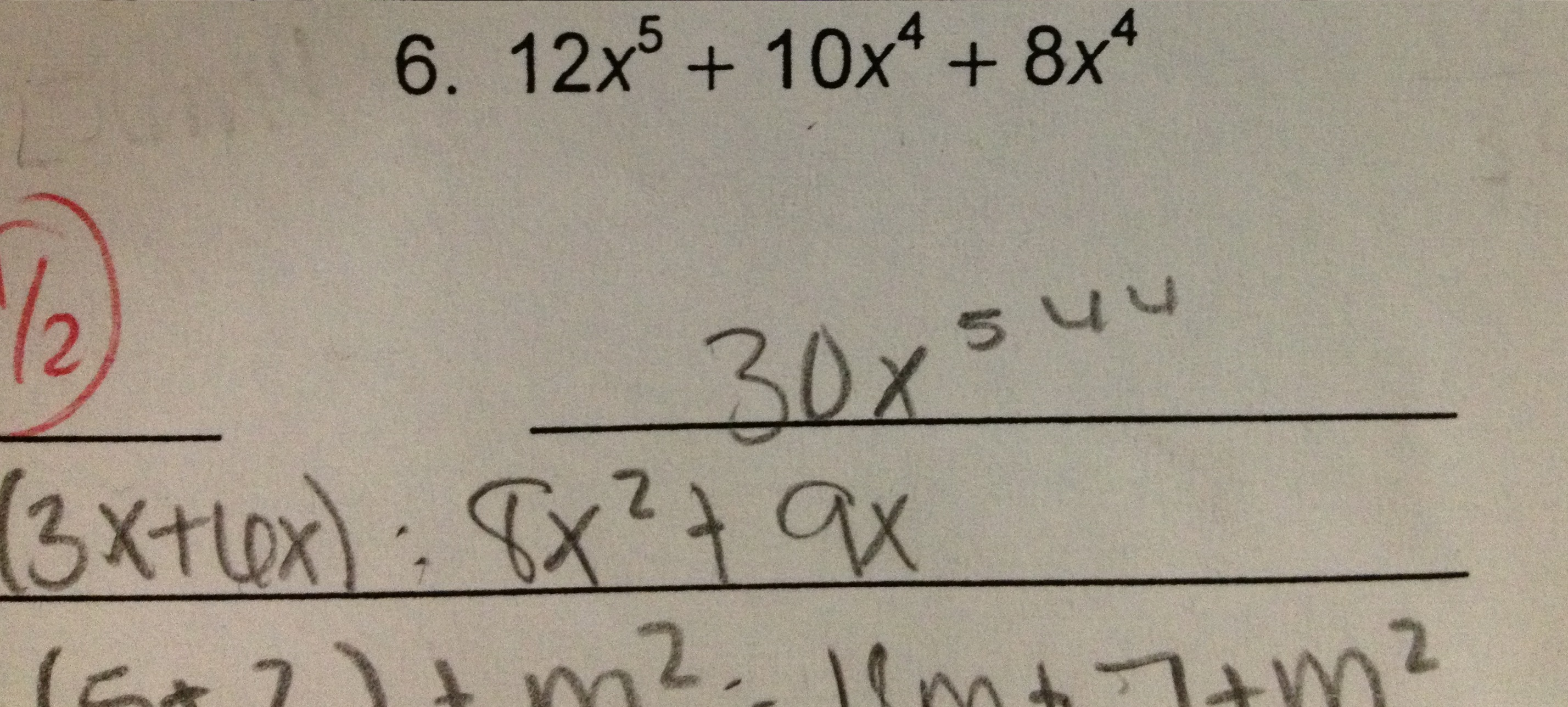 Exponents Page 2 Math Mistakes