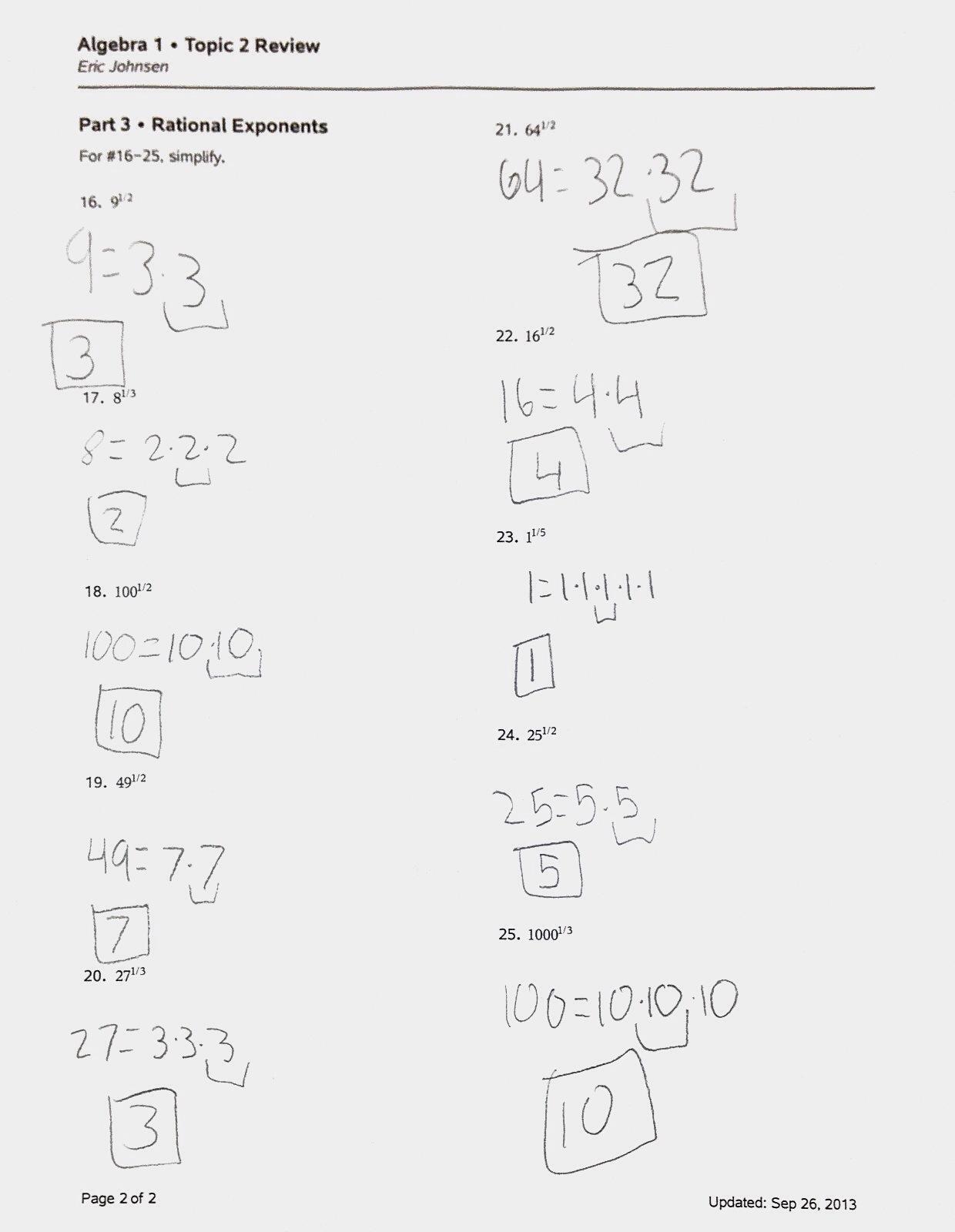 Uncategorized Math Mistakes