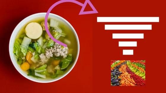 trasformata di fourier e minestrone