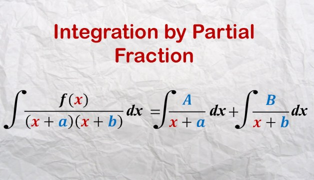 Integration by Partial Fraction