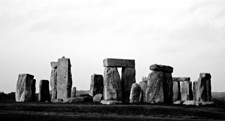 Stonehenge 'Standing Stones'
