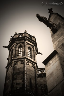 Tower & Gargoyle