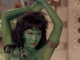 Figure 1: Susan Oliver in The Cage (aka The Menagerie).