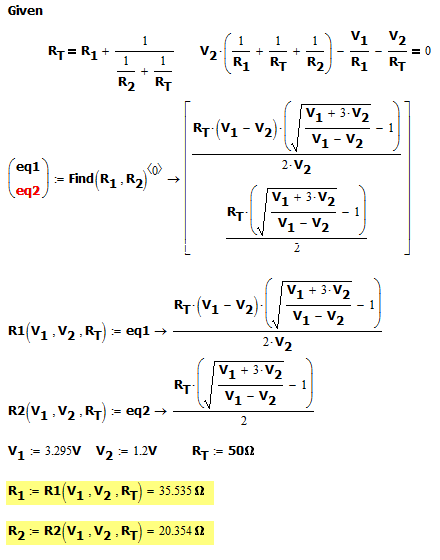 Figure 2: First Solution, No Thinking.