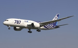 Figure 1: Boeing 787 Dreamliner.