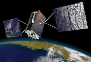 Figure 1: Block 3 GPS Satellite.