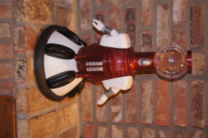 Figure 2: Our Completed Tom Servo Replica.