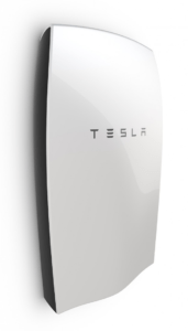 FIgure 1: Tesla Powerwall Battery Pack (Source).