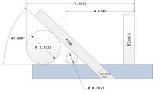 Figure 1: Angle Measurement Example.