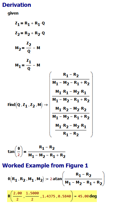 Figure 3: Derivation of Equation 1 and Application to Figure 1 Example.