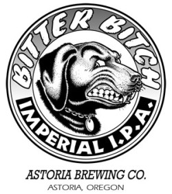 Figure 1: Label of the Most Bitter Beer.