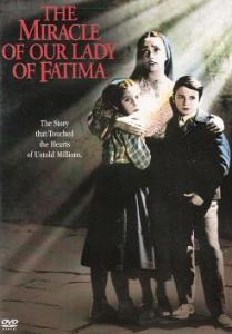 """Figure 3: Movie Poster for """"The Miracle of Our Lady of Fatima."""" (Wikipedia)"""