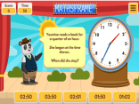 Adding Time Word Problems - Mathsframe
