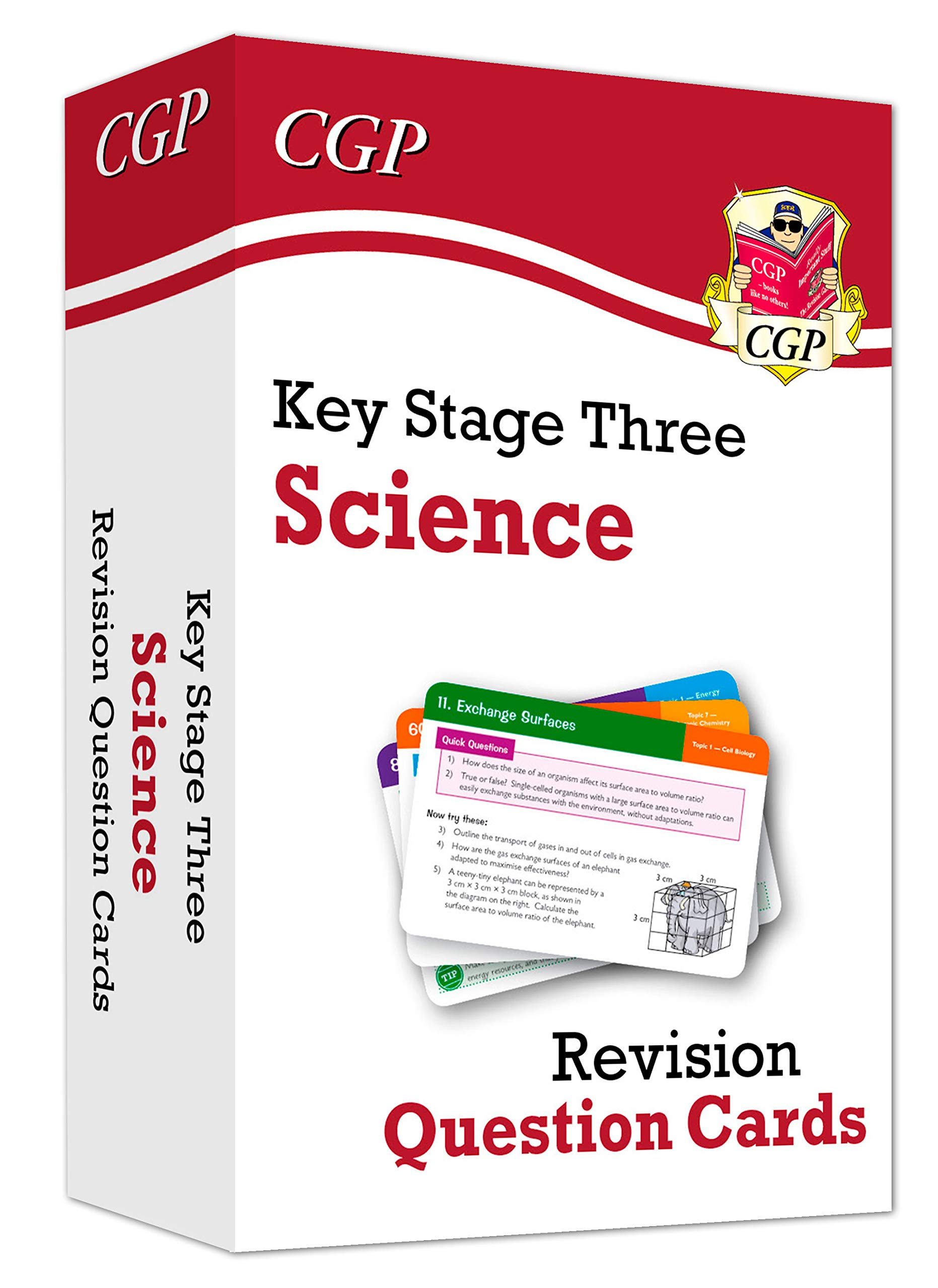 Science Revision Cards