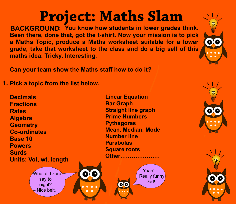 Mathspig Blog