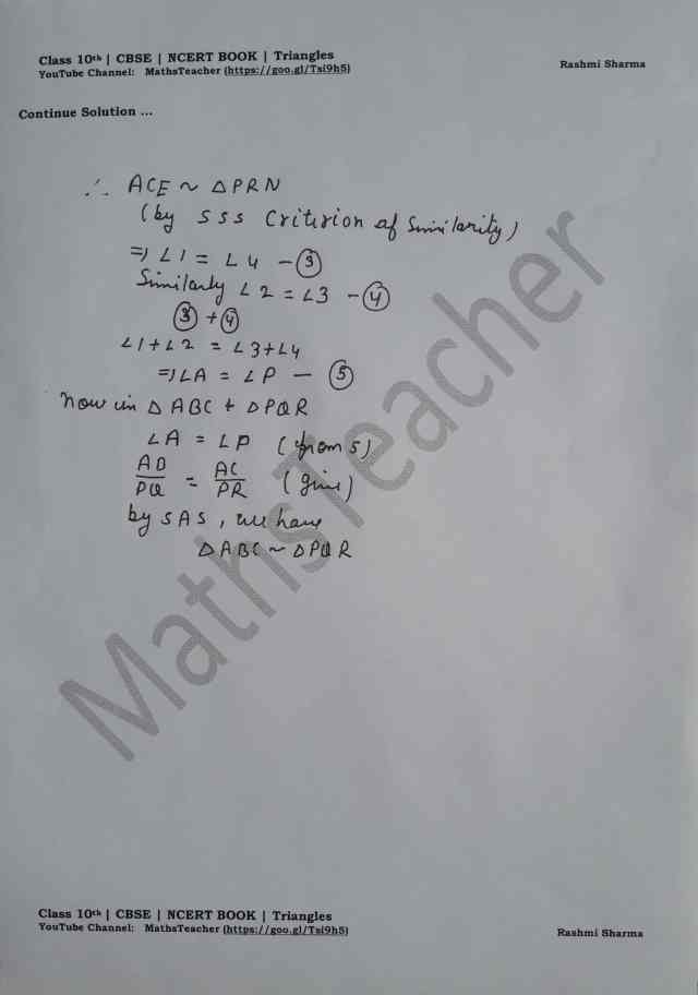 class 10 chapter-6 ex 6.3 Q-14-cont