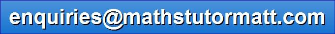 Maths Tutor: AS, A2, Further Maths, IB, CIE, IAL, GCSE, IGCSE (enquiries@mathstutormatt.com)